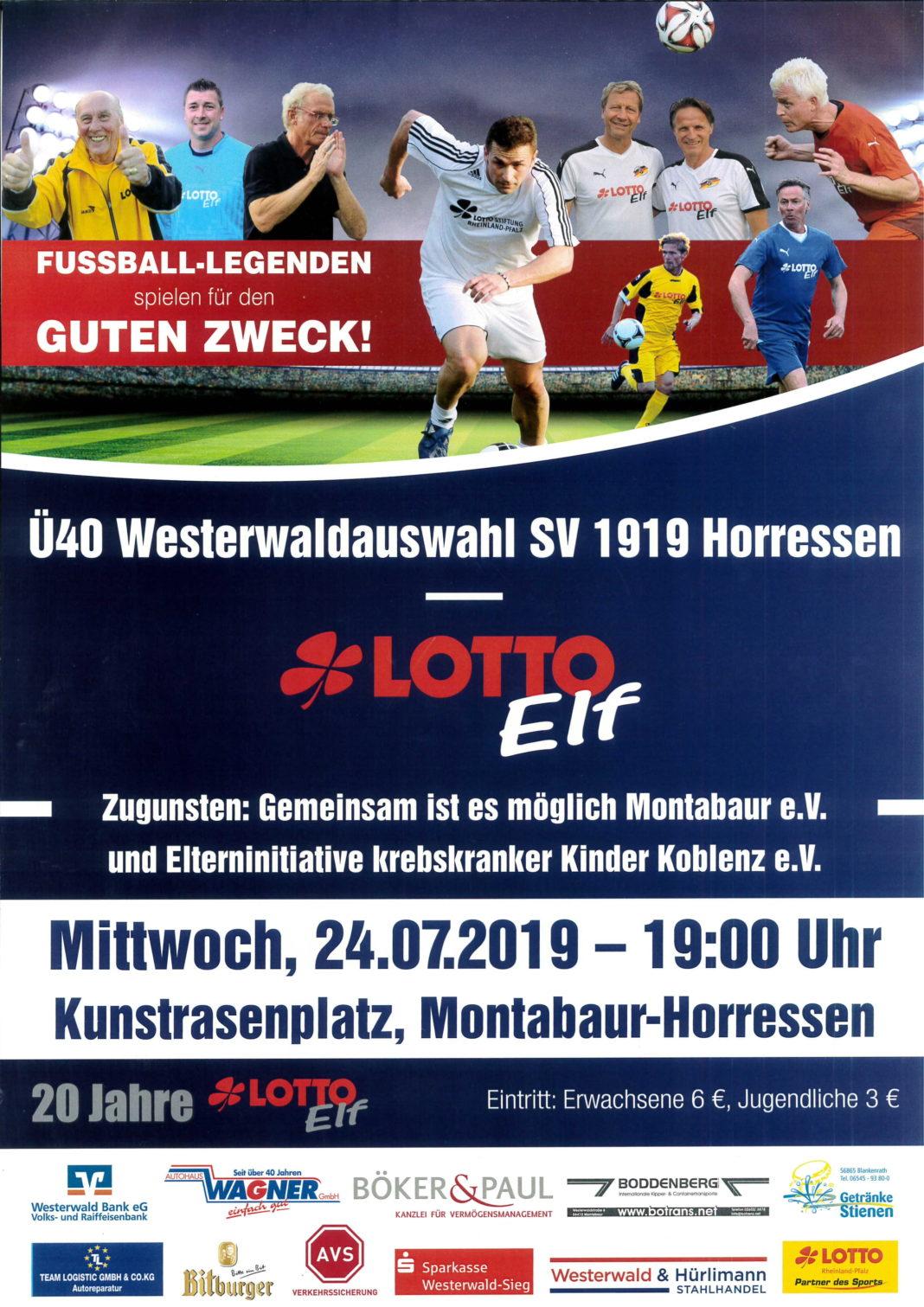 Flyer Lotto Elf 2019